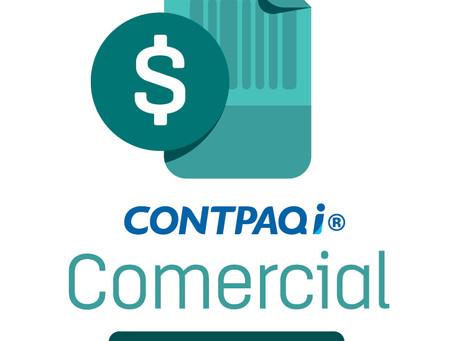 Liberación de CONTPAQi® Comercial Premium versión 6.2.1