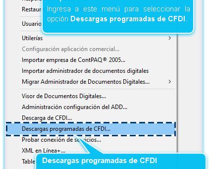 Liberación CONTPAQi® Contabilidad y Bancos 14.0.1