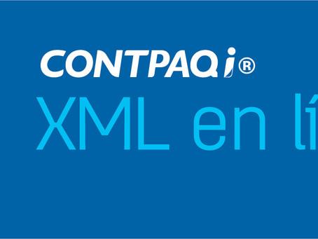 Liberación CONTPAQi® XML en línea + 2.0.10
