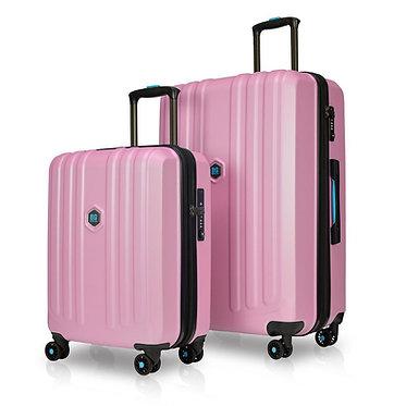 BG Berlin ENDURO Luggage 2 Piece ROSE Set