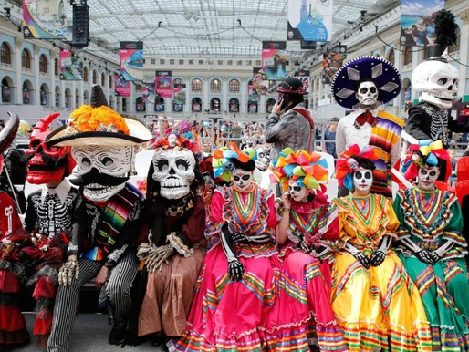 Dia de los Muertos, a Celebration of the Departed