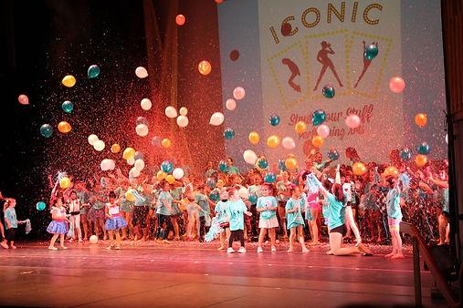 Queensborough Community College Theater recital performance