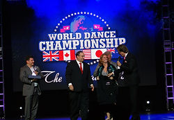 World Dance Championship choreographer of the year