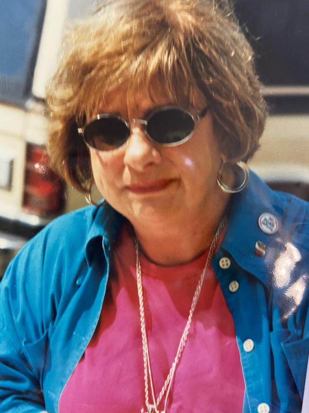 Former President, Vickie Barrows