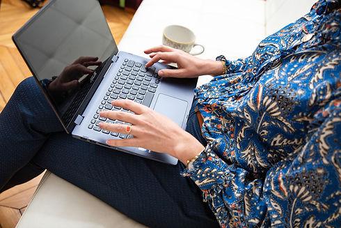 Foramtion en ligne, Conseil personnalisé sur le plan professionnel et personnel