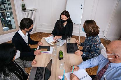 COVID 19  succès pour entrepreneur, pour salarié pour fonctionnaire