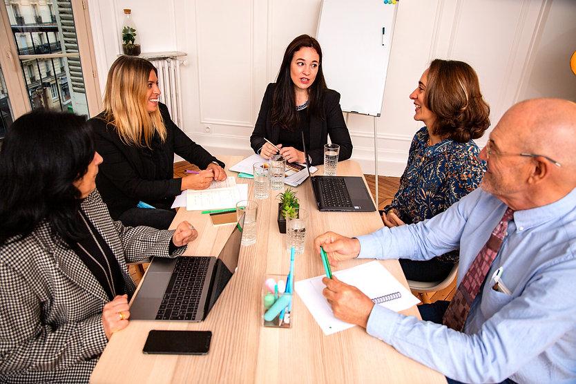 Incubateur Talents Leadem. Accompagnement et conseil professionnel et personnel