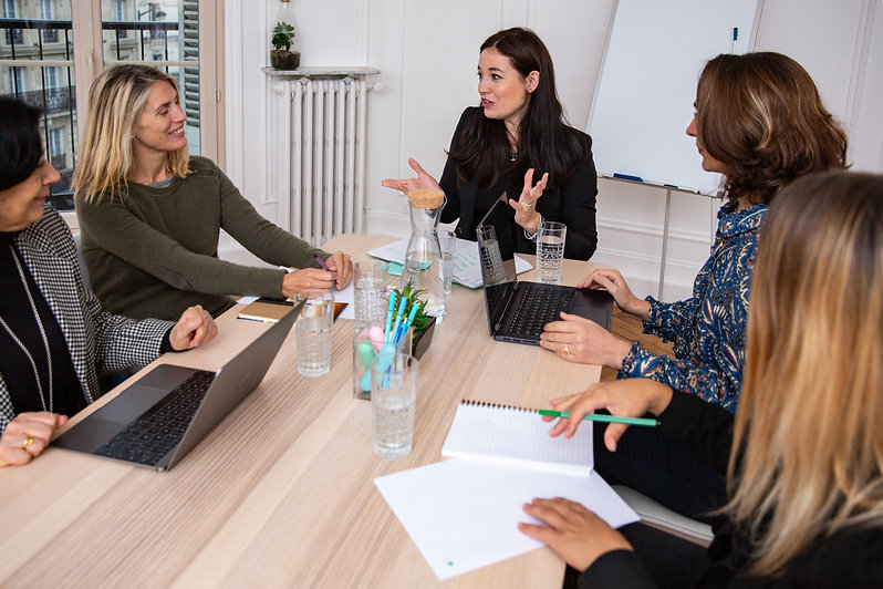 Accompagnement sur le plan professionnel et personnel