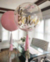 Sunday FUNday 🤩✨ Confetti balloons are