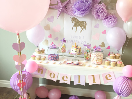 Unicorn 2nd Birthday