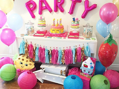 Shopkins Party!