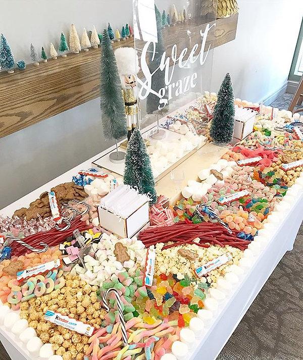 ✨🍭MERRYY Christmas CANDY GRAZE 🍭_._._.