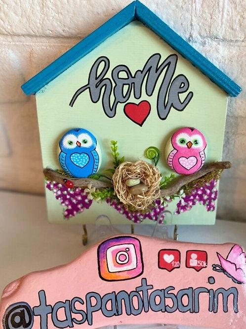 Home Baykuşlu anahtarlık