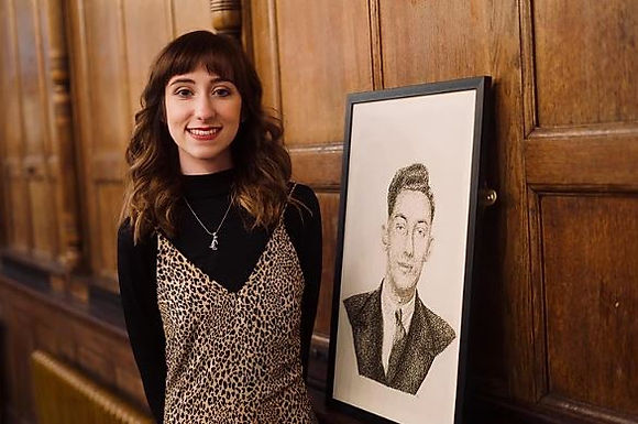 MEET THE ARTISTS: SARAH EARNSHAW
