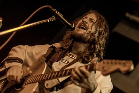 DAVE MCCABE (THE ZUTONS) & IAN SKELLY (THE CORAL) RETURN TO WIGAN TO HEADLINE #WAF2017
