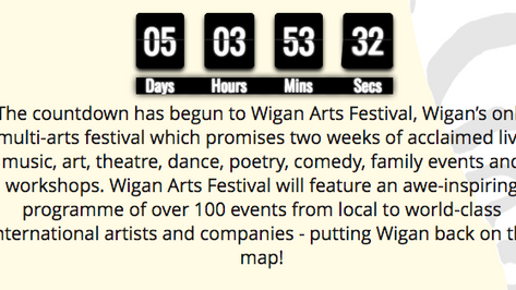 NOT LONG TO GO!