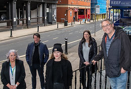 STREETS APART PROGRAMME LAUNCH: REVIVING KING STREET
