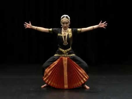 PARBOLD BASED SWATI DANCE COMPANY PERFORM NAVDURGA ON INTERNATIONAL DANCE DAY 2021