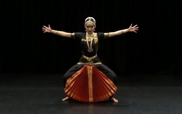 PARBOLD BASED SWATI DANCE COMPANY PERFORM NAVDURGA ON INTERNATIONAL DANCE DAY 2021