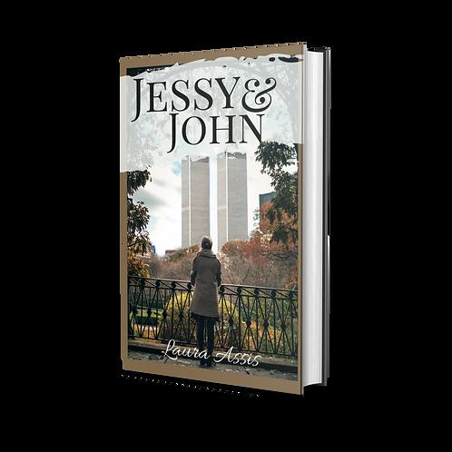"Livro ""Jessy & John"""