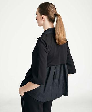 Comfort Knit Zip Front w/Radzmir Tucked Back