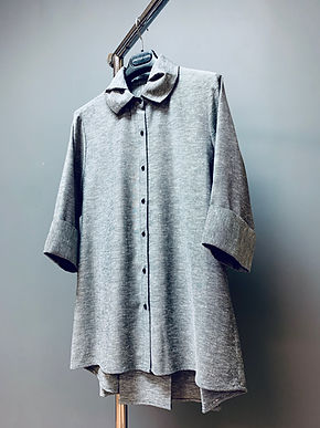 Shirt Jacket - Twill Blend