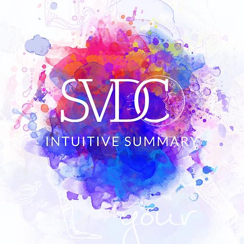 SVDC Intuitive Summary