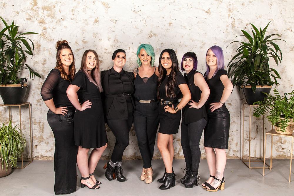 #SVDCCorporate - Raw Edge Hairdressing