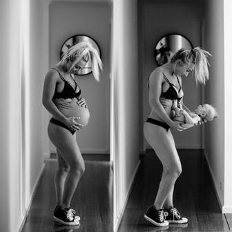 #SVDCBodyLove | Naomi Body Building to Birth
