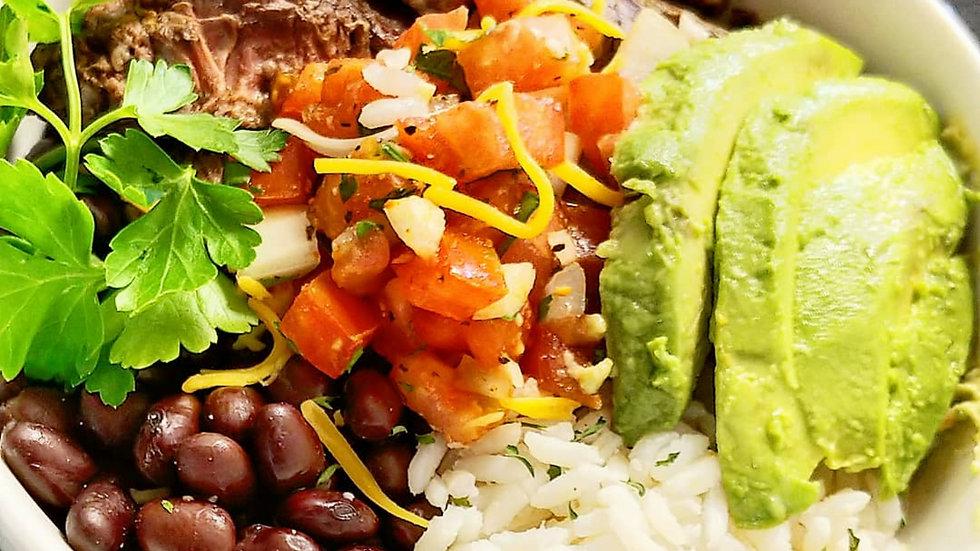 SoCal Burrito Bowl