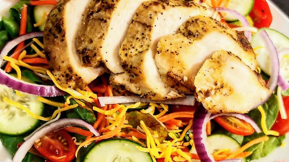 Chef Garden Salad