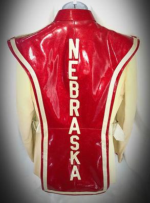 1970's Nebraska Cornhukers Marching Band Uniform