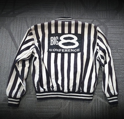 BIG 8 Conference OFFICIAL Referee Jacket Stripes
