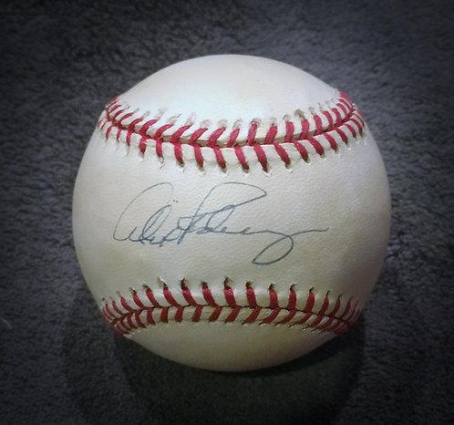 ALEG RODRIGUEZ Signed Official AL Baseball