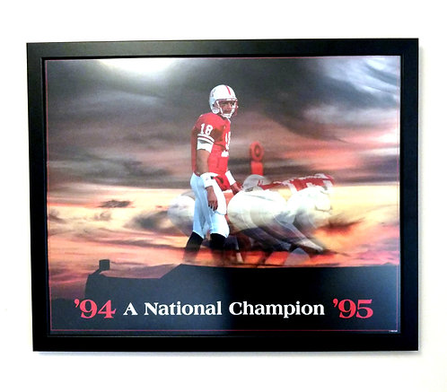 RARE! '94 A National Champion '95 BROOK BERRINGER