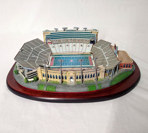 DANBURY MINT MEMORIAL STADIUM Nebraska Cornhuskers