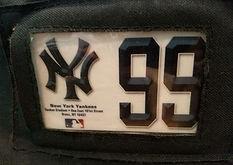 New York Yankees 2017 Aaron Judge Rookie Gear Bag STEINER Authentics