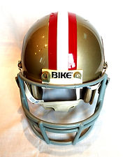 49ers Roger Craig Game Used 1985 Super Bowl Helmet