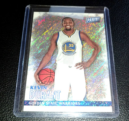 1/10 KEVIN DURANT 2016 Panini White Shimmer