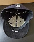 New York Yankees Rookie Aaron Judge Used Ball Cap STEINER MLB