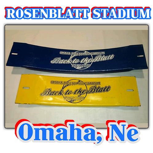 Road 2 Omaha ROSENBLATT Stadium Seat CWS Baseball