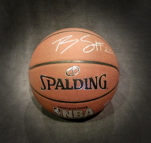 BEN SIMMONS 2016 Signed NBA Basketball LSU 76ERS