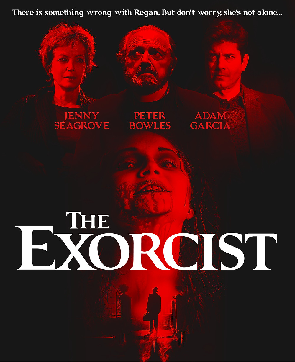 The Exorcist Live poster