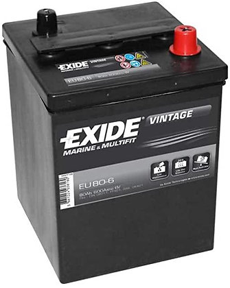 Batterie 6 Volts (Exide)