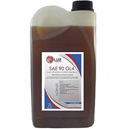 Huile de boite SAE 90 GL4