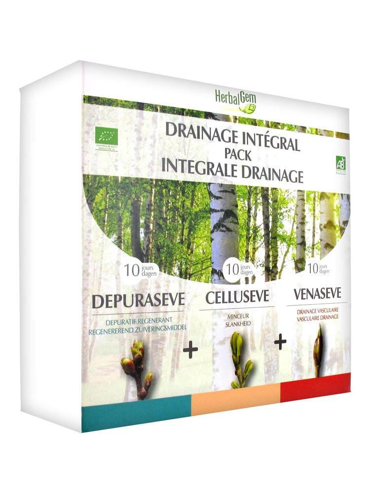 drainage intégral gemmotherapie