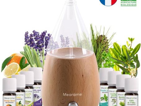 Nutrimea : les Huiles Essentielles Bio Françaises !