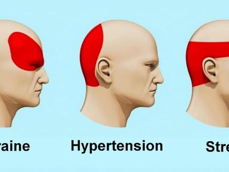 Maux de têtes & Migraines.