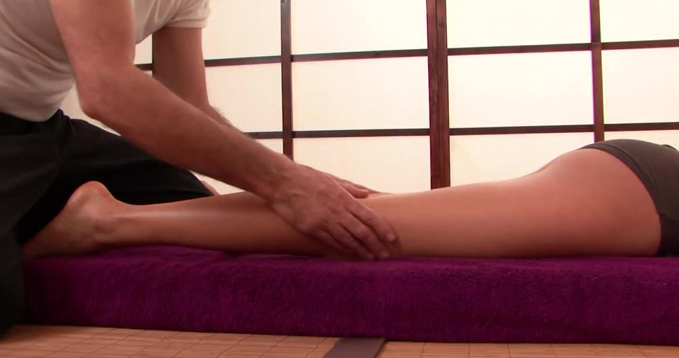 La Massage californien-suédois