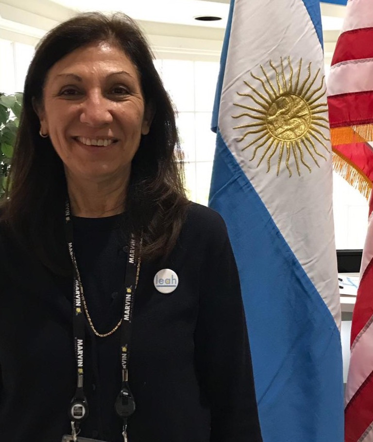 Alejandra Balestra - Directora de LEAH